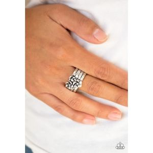 This ISLAND Is Your ISLAND Silver Ring